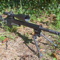 Custom 338 Lapua Magnum Precision Rifle Build