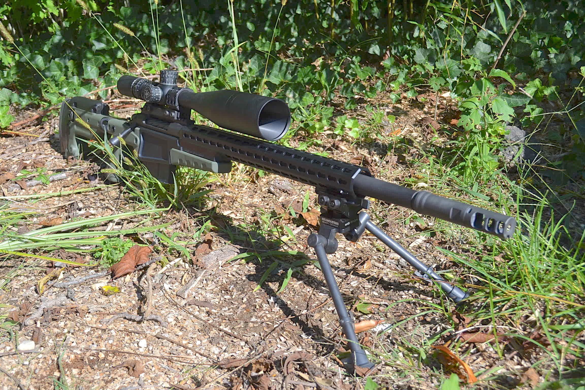 338 Lapua Magnum Kivääri