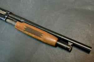 Mossberg 500 18.5 inch barrel file