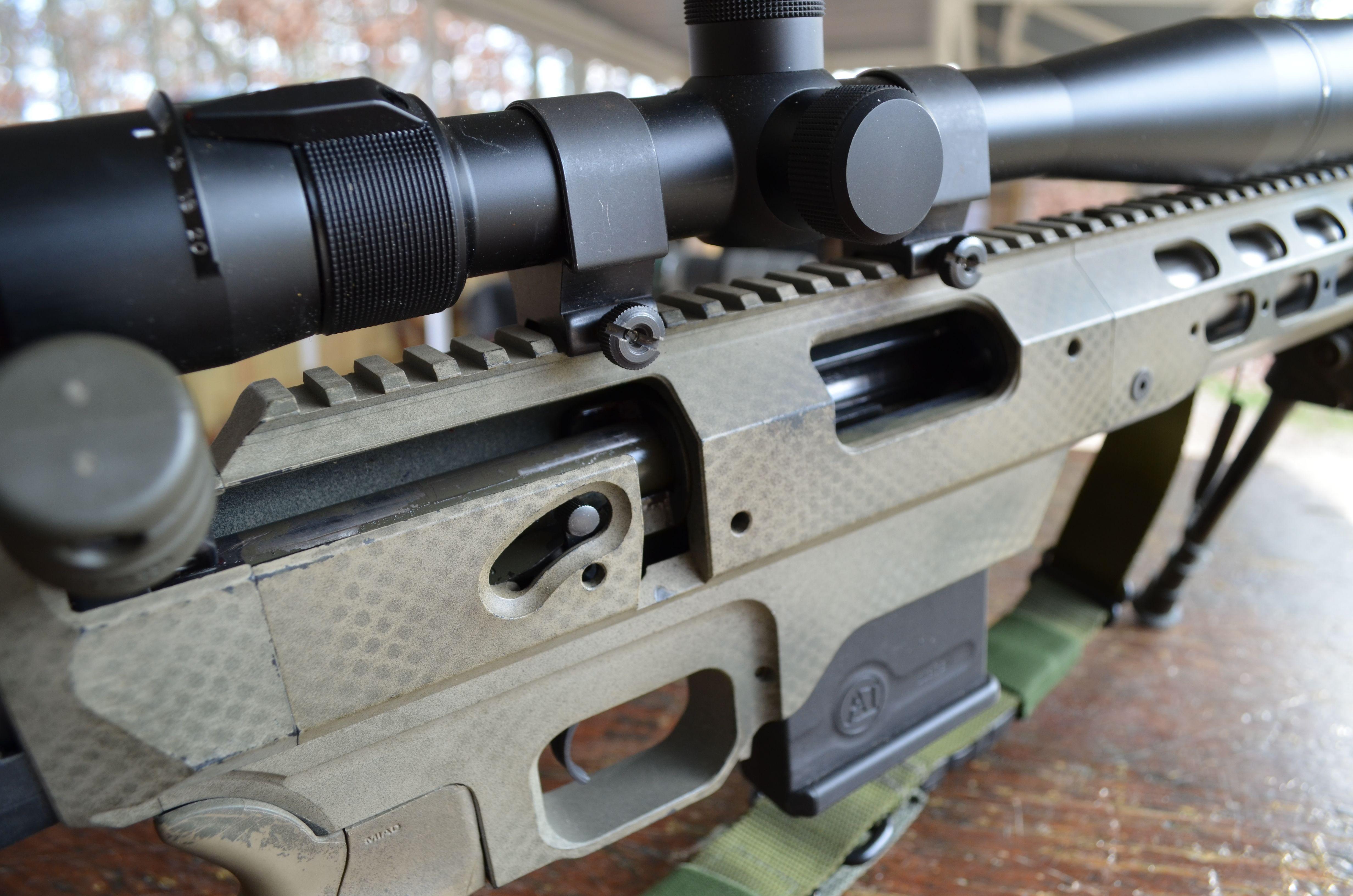 Rifle stock or chassis? – rifleshooter com