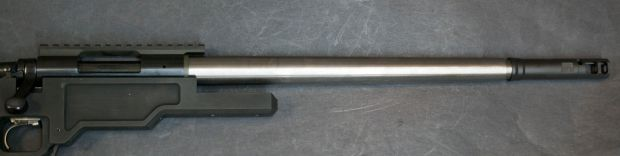 tapered barrel in tacmod chassis