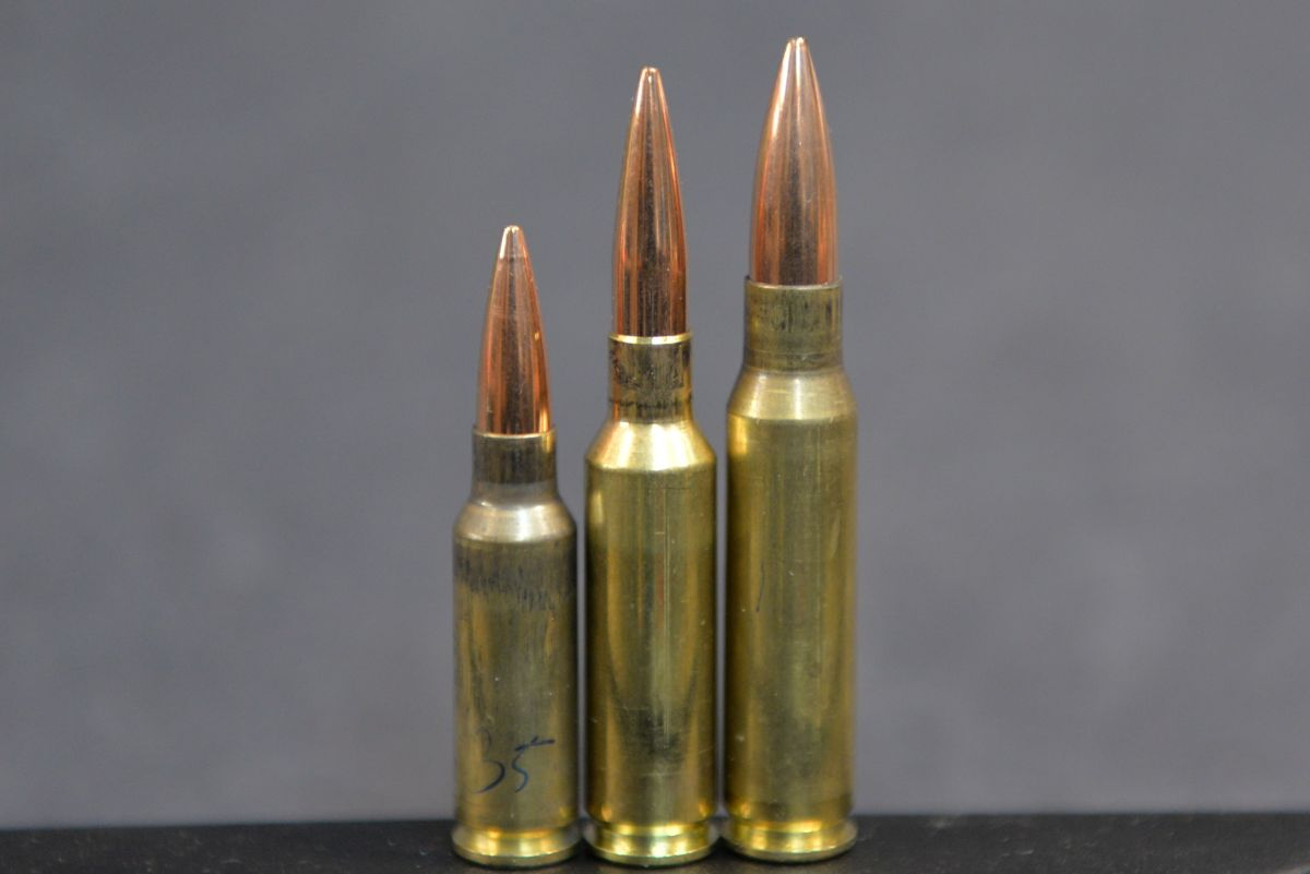 Why 308?  The case for the 308 Winchester