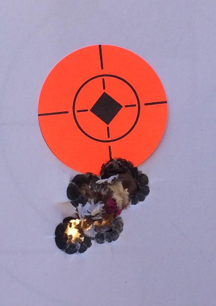 HS3 .544 100 yards 5 round fed gm