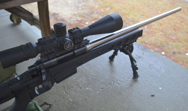 reamge 6mmbr on firing line