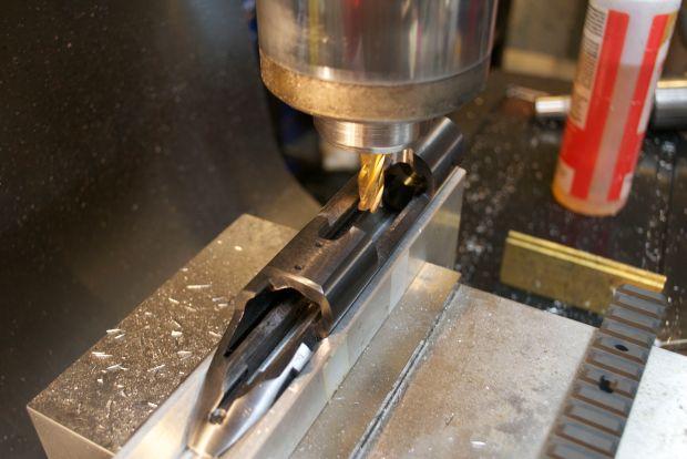 m40A3 a5 lug slot roughing