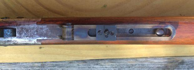 maynard receiver sight