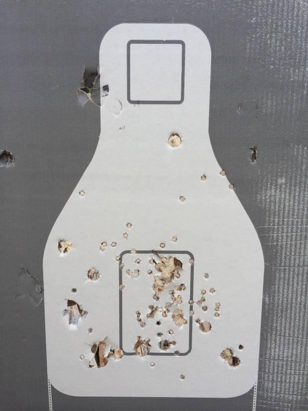 remington steal qual target