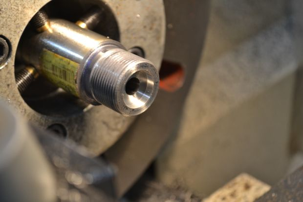 finsihed counterbore