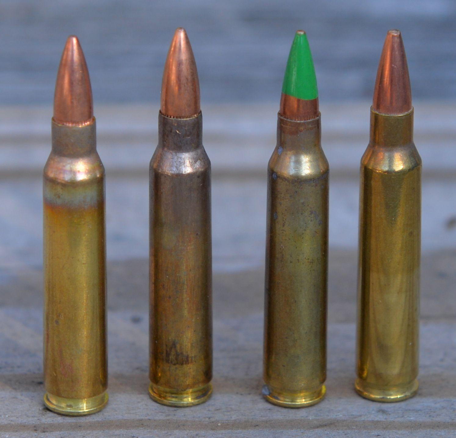 223 Ammuniton UMC 55 M193 M855 And Black Hills 68