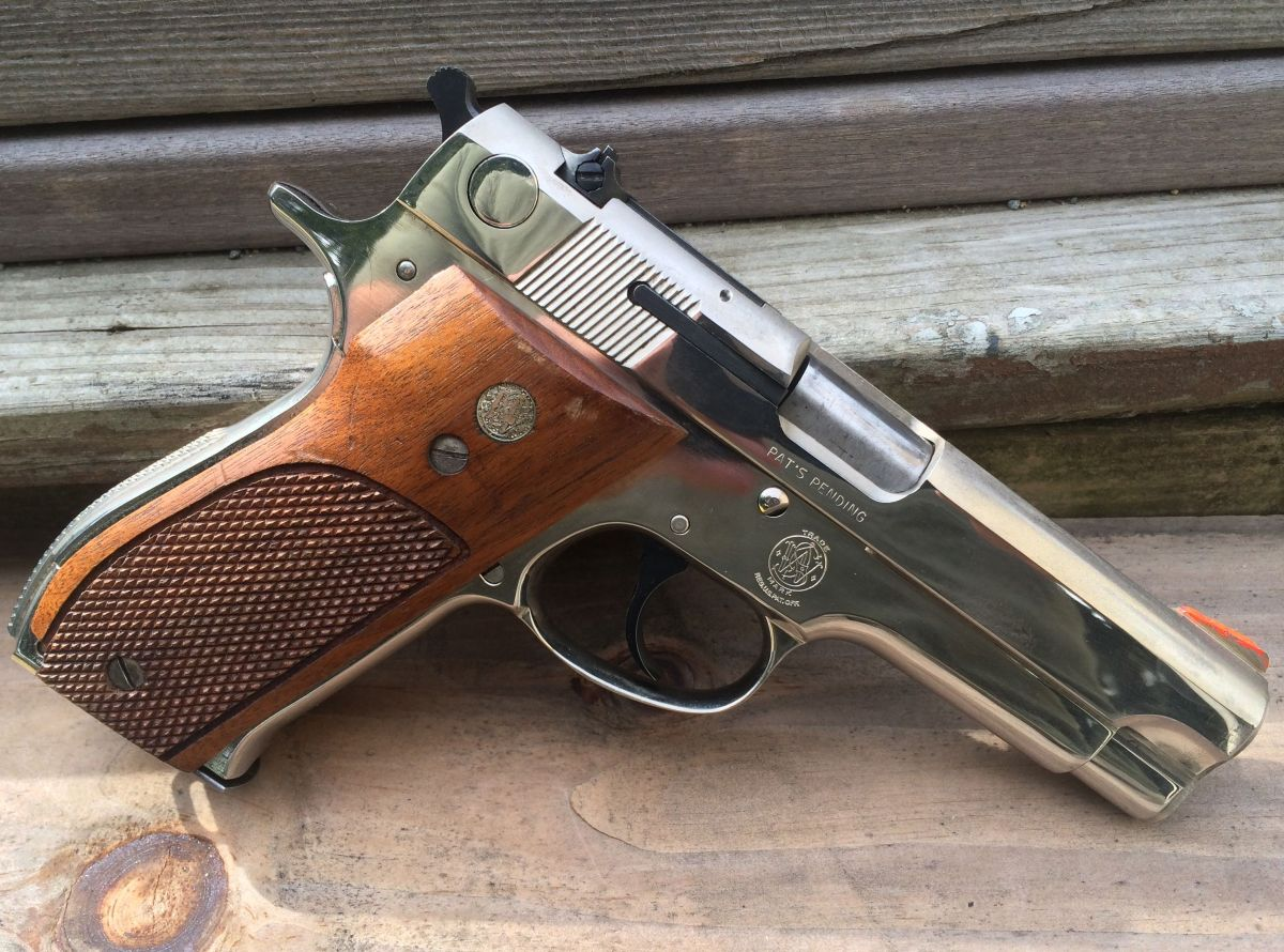 Smith and Wesson Model 39: The gun that wanted to replace the 1911 and helped inspire the modern generation of compact service pistols