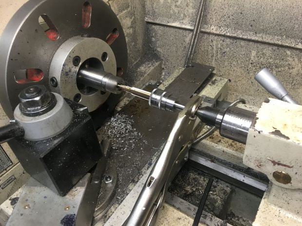 m40a3 chambering set up