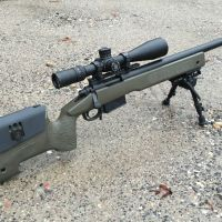 Building a USMC M40A3: Cloning the Marine Corps Sniper Rifle from 1999-2009