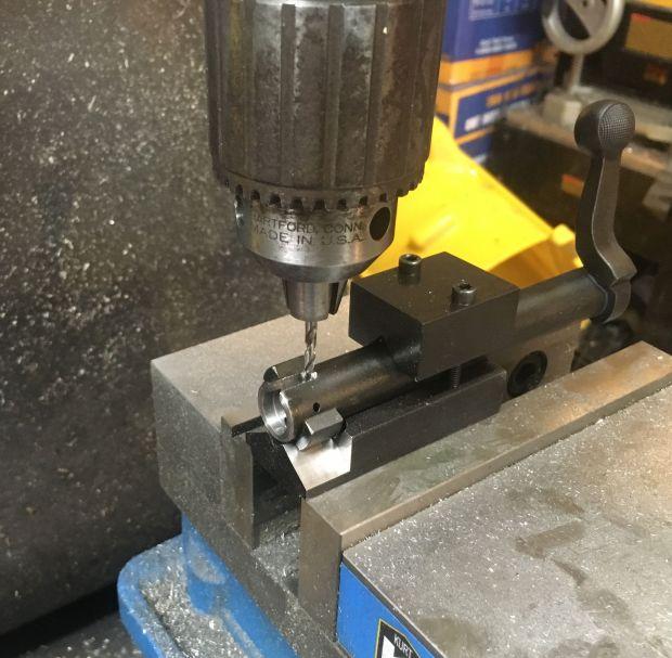 drilling extractor sako Rem 700 7.62x39