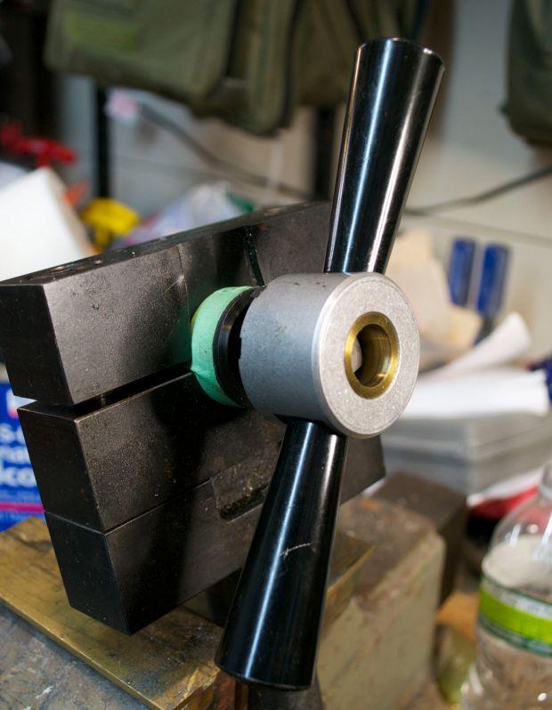 ring facing tool Rem 7 300 BLK