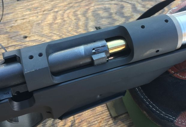 sako extractor with case 308 short barrel velocity