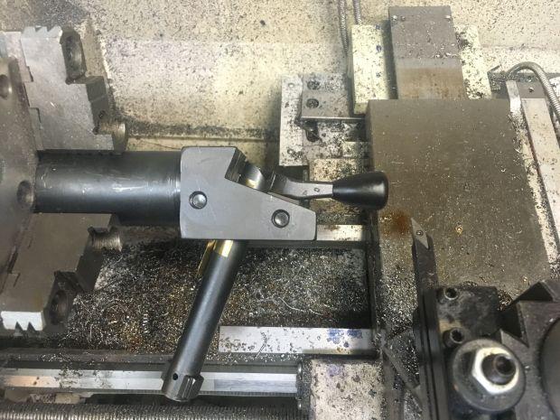 test fittimh bolt handle M700 7.62x39mm