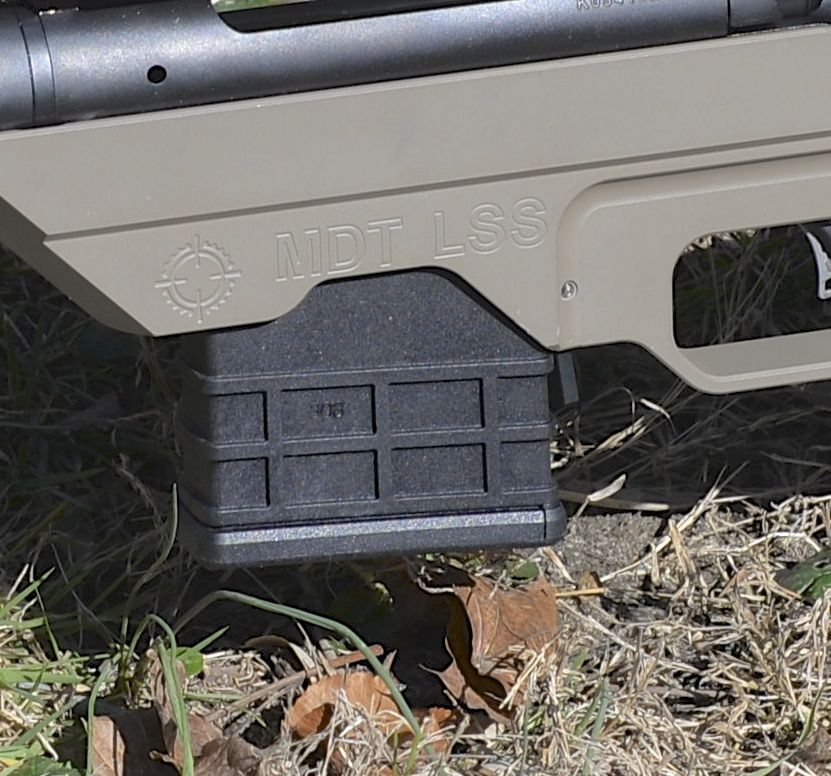 MDT LSS Savage 10 MDT magazine