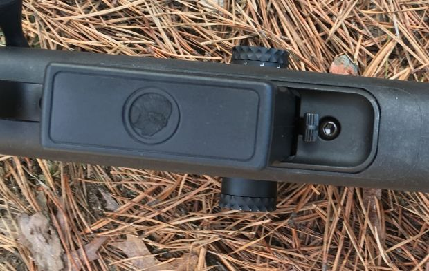 Savage 10 FCP-SR magazine lock