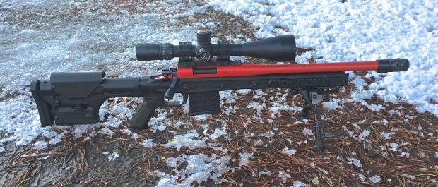 custom rem 700 7.62x39 mm