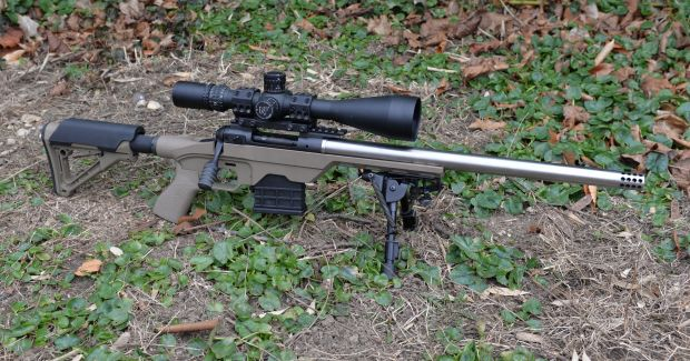 custom savage 6.5 creedmoor 1