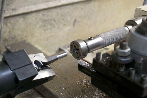 threading knob Rem 7 30 BLK