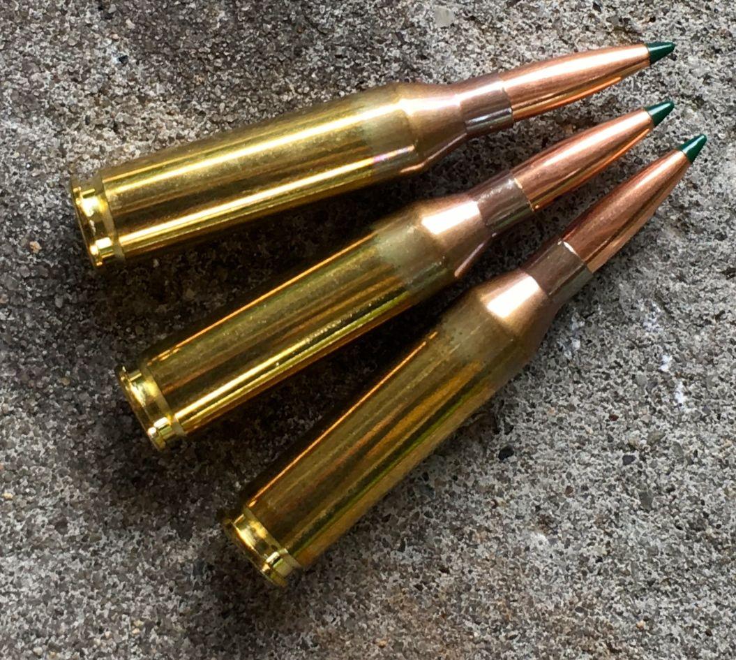 243 95 TMK loaded ammo
