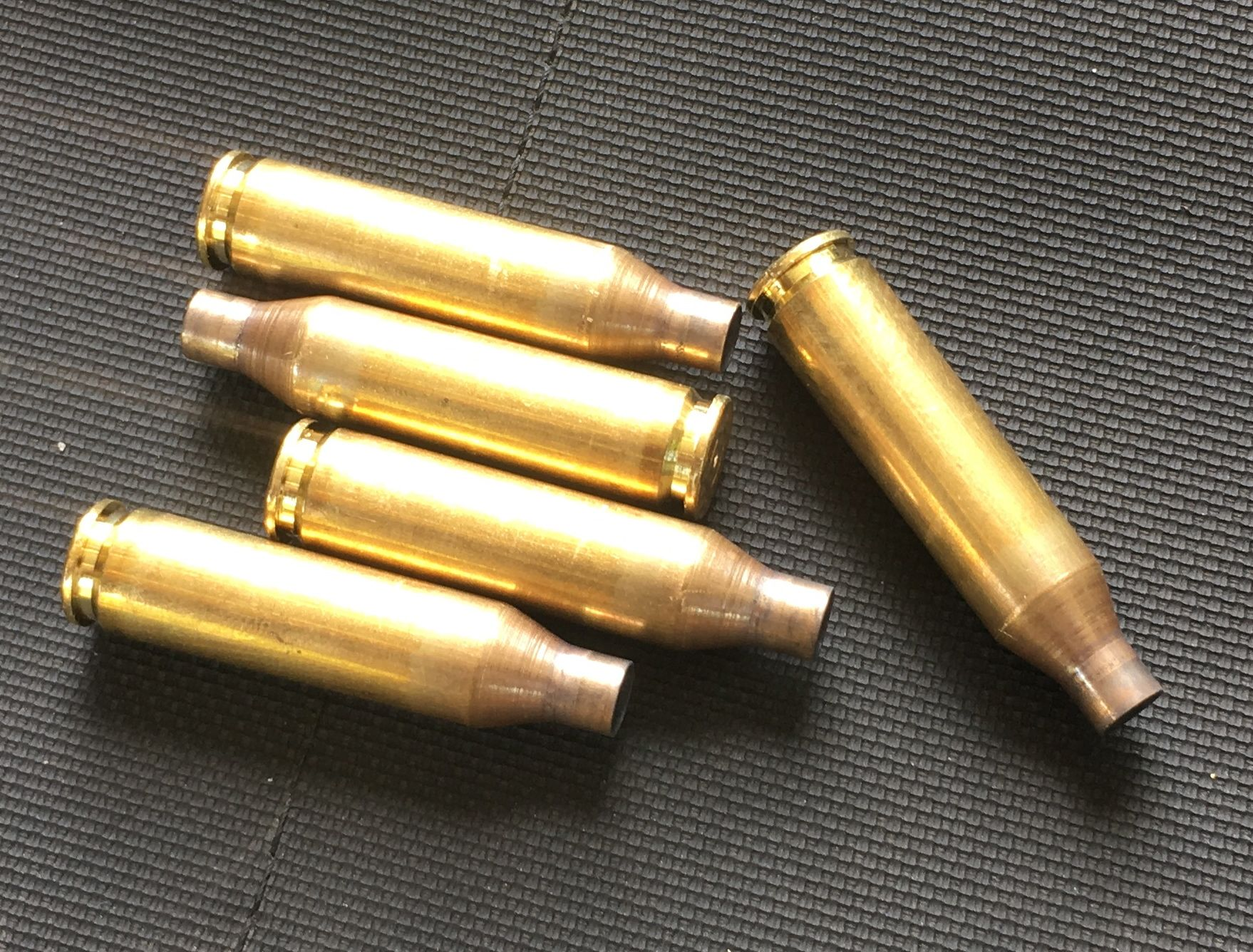 243 Winchester load development: 70 SMK, 95 TMK and 107 SMK