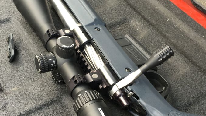 Review Shooting The Magpul Hunter 700 Stock Rifleshooter Com