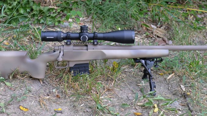Remington 700 SPS 243 Win to 6 Creedmoor conversion: Budget