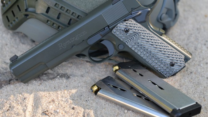 Custom 1911 Project: Part 1- getting started – rifleshooter com