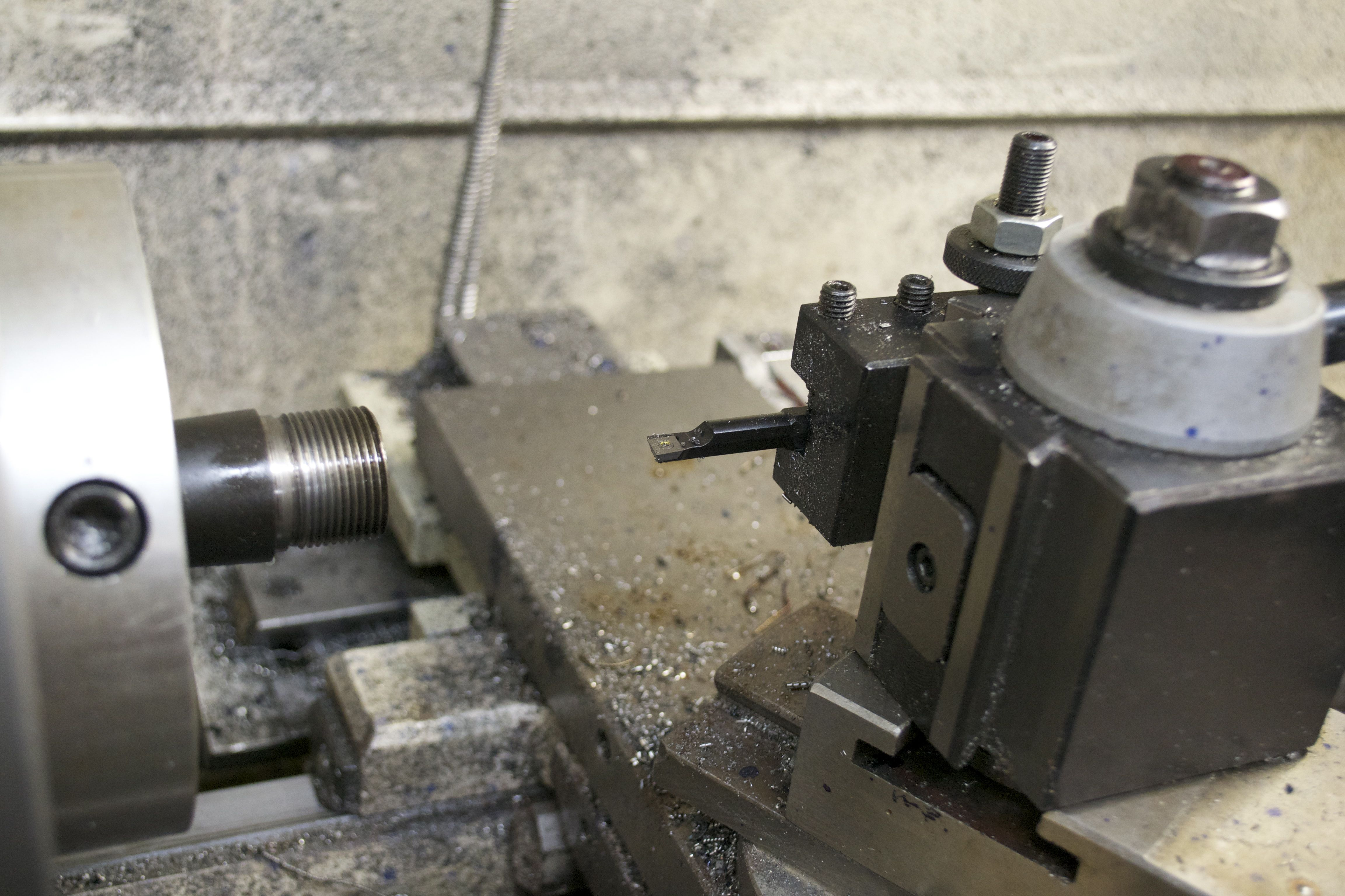 cutting counter bore