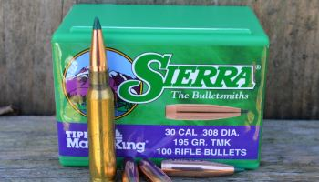 308 Winchester H4895 Reduced loads, 168 SMK and 150 Pro