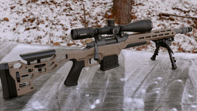 Modular Driven Technologies (MDT) Elite Sniper System (ESS
