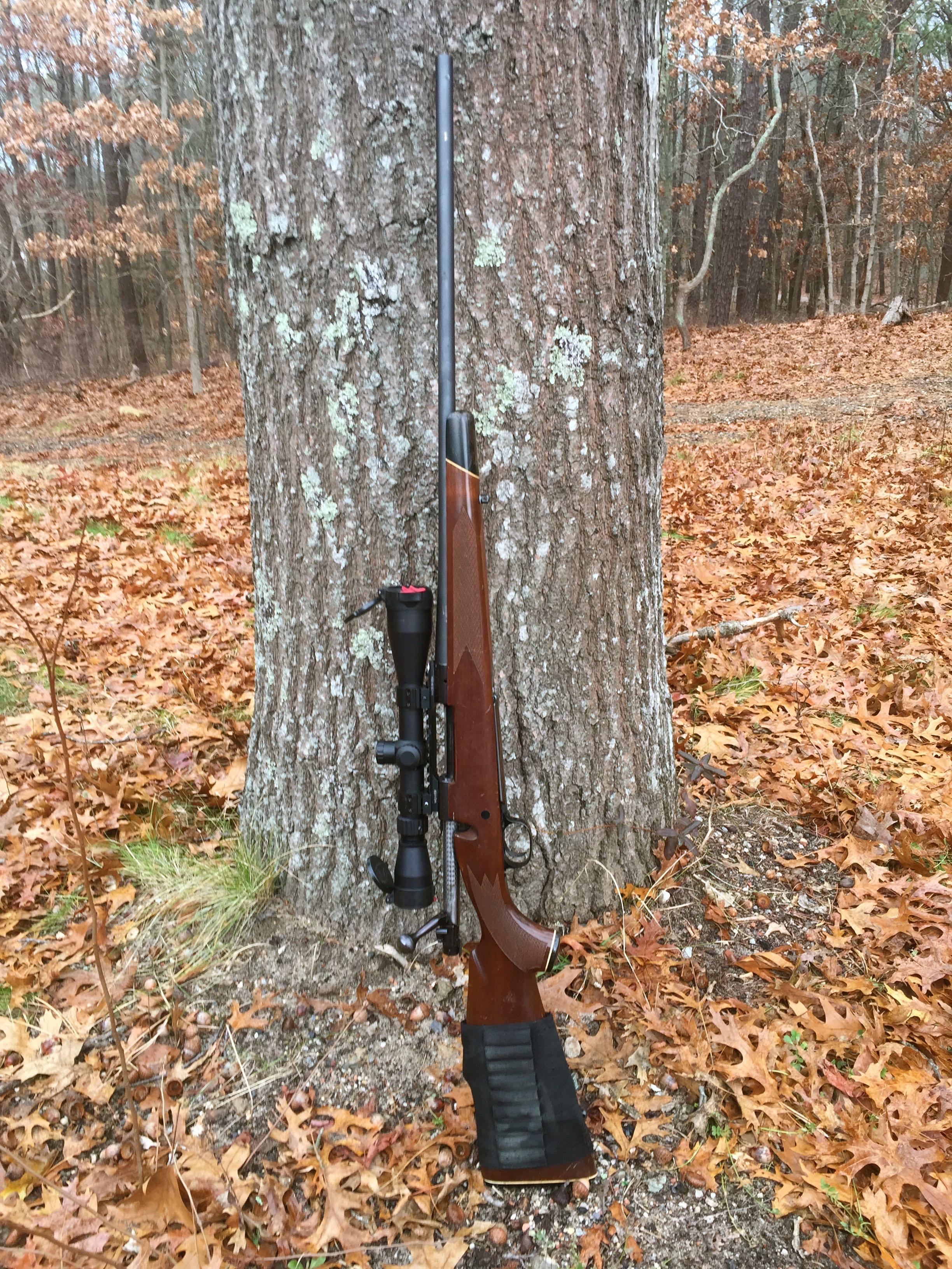 Barreling a Winchester Model 32 with a Remington 320 sporter ...