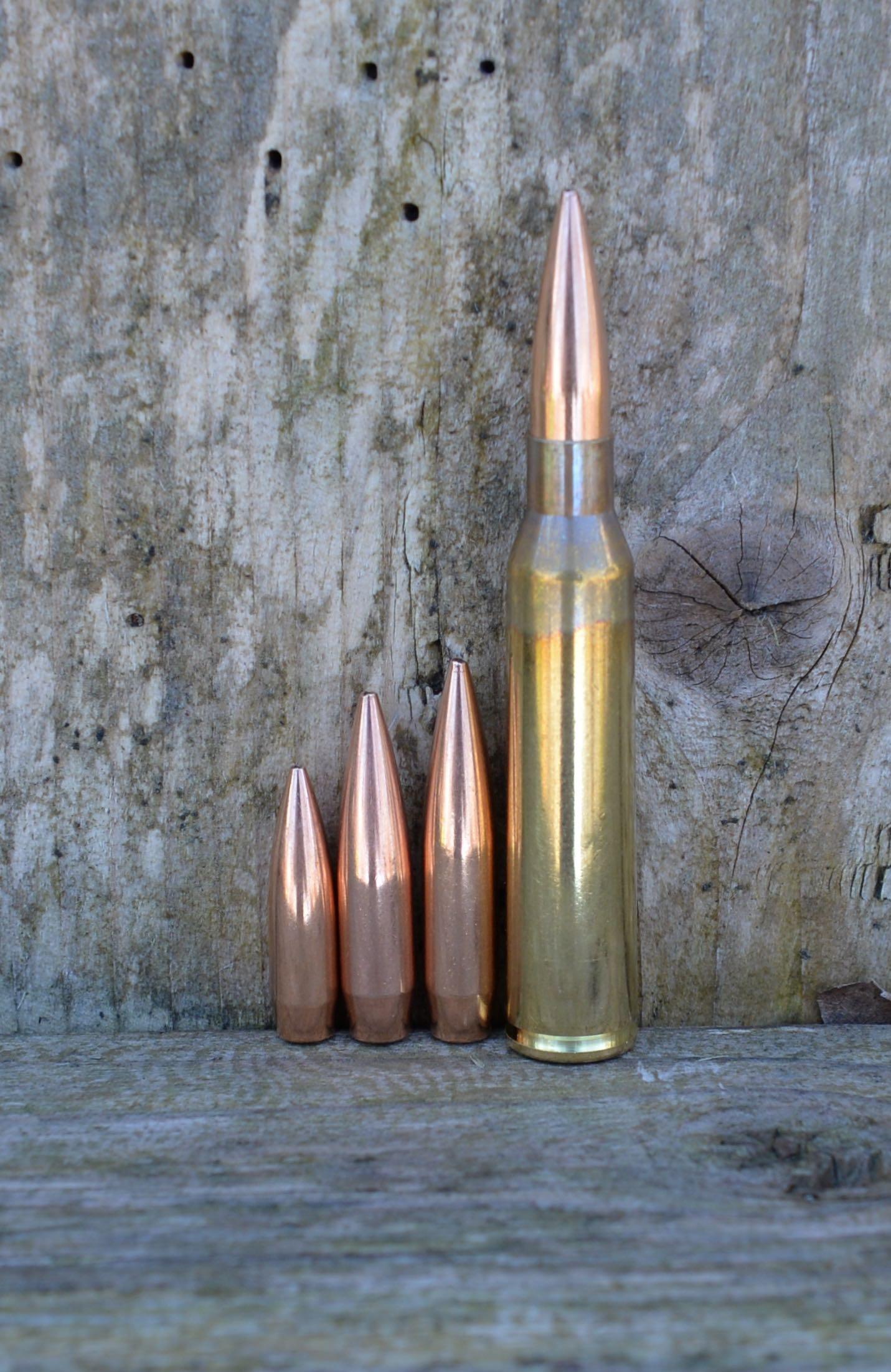 338 Lapua Magnum: Barrel Length Versus Muzzle Velocity (30-17 inches