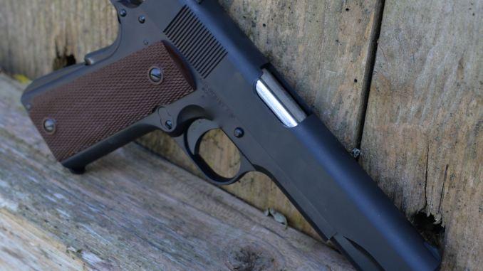 Auto-Ordnance 1911 BKO review – rifleshooter com
