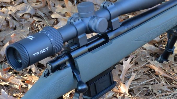 Review: Howa MINIACTION 7 62×39 – rifleshooter com