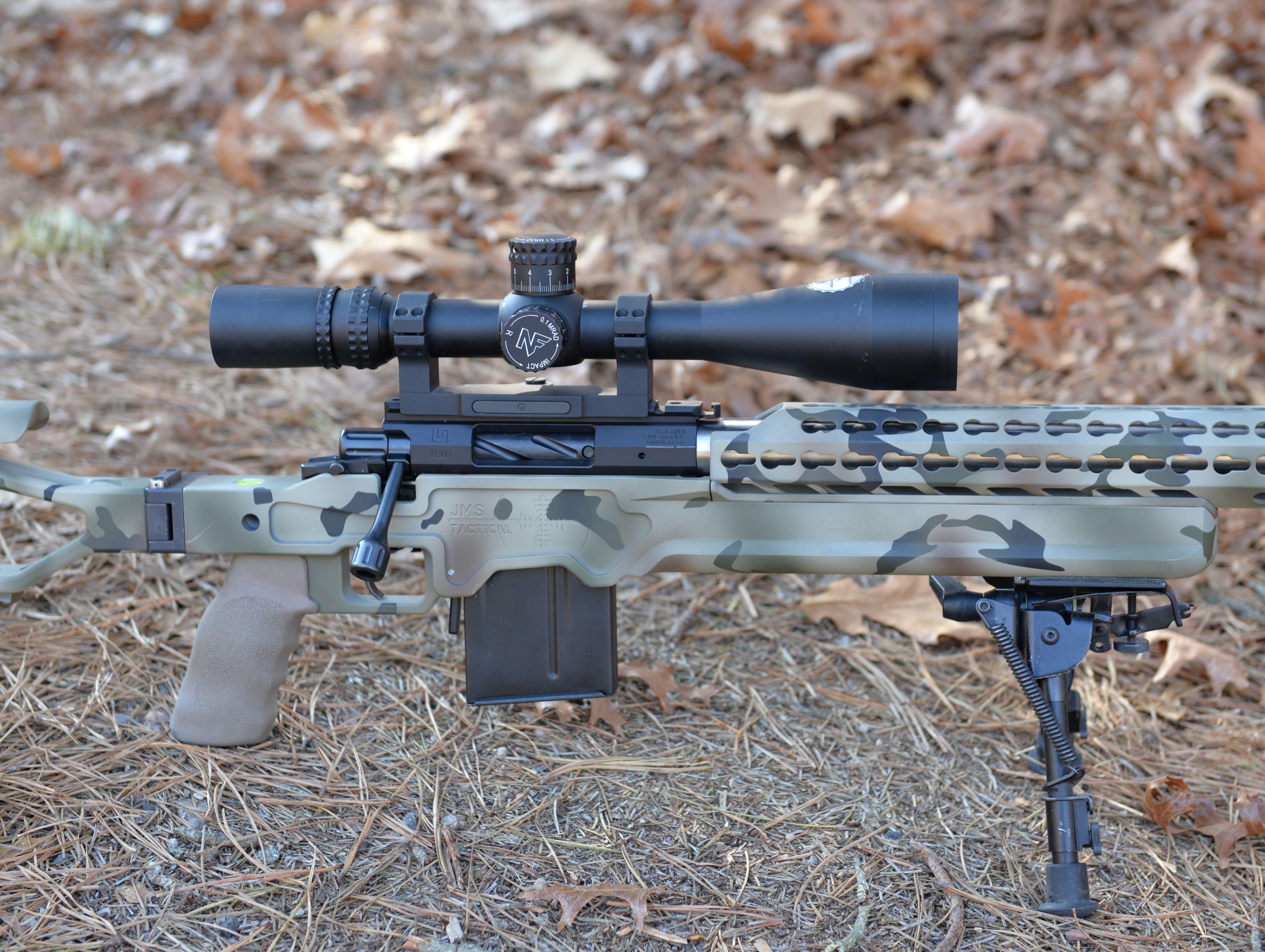 JMS JTAC Thunder chassis review U300 6 Creed – rifleshooter com