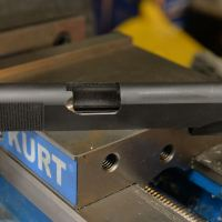 1911 Gunsmithing: lower and flare ejection port