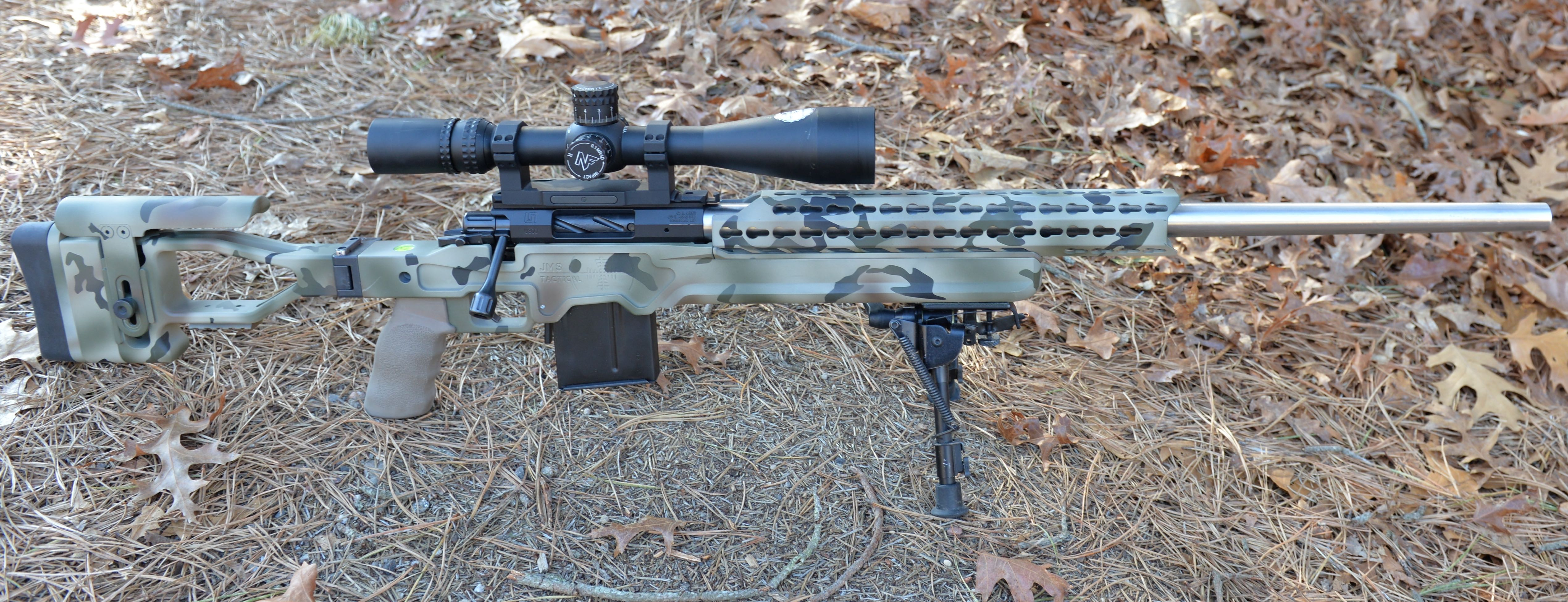 Review: JTAC Thunder Chassis – rifleshooter com