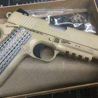 Cerakote fail? USMC returns Cerakote M45A1 Close Quarters Battle Pistols to Colt
