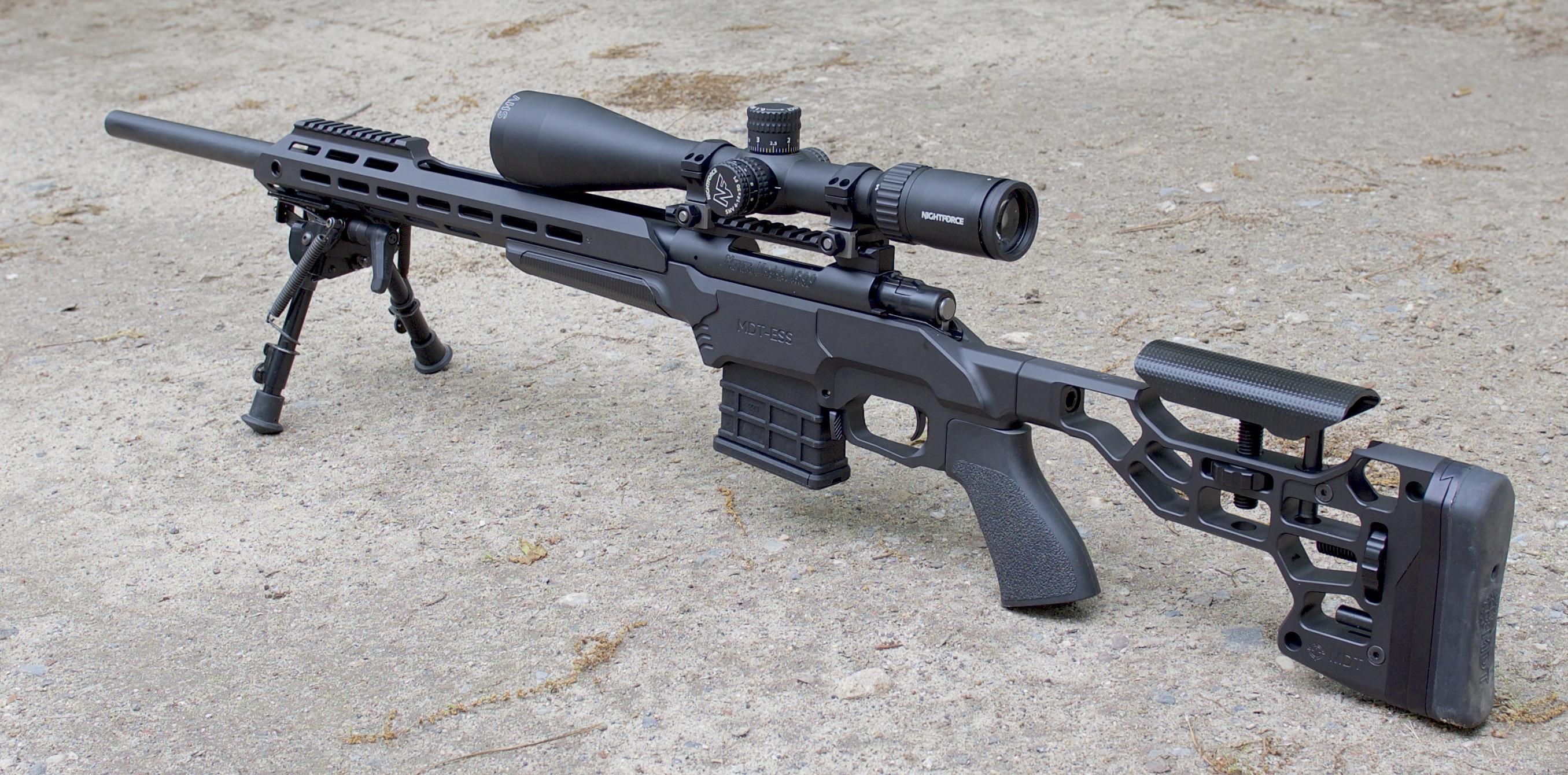 Howa Trigger Diagram Explained Wiring Diagrams Remington 700 Building A Custom 308 Winchester Precision Rifle 1500 Action Gun Barrel Barreled
