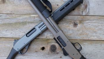 Remington 870 v Mossberg 500 v Mossberg 590: Comparative