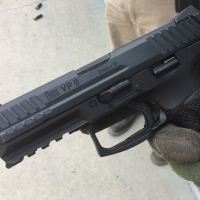 HK VP9 FAILURE at 93 rounds