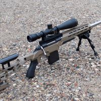 Building a custom Tikka T3/T3X precision rifle