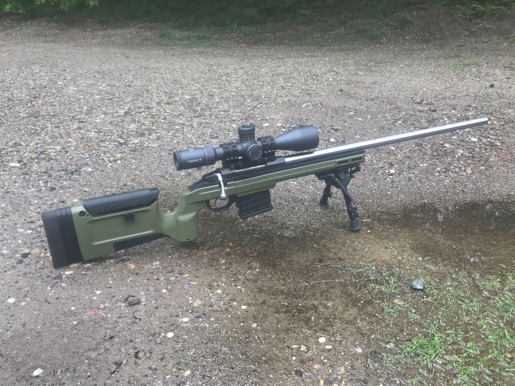 Custom Tikka T3 6 5 PRC build – rifleshooter com