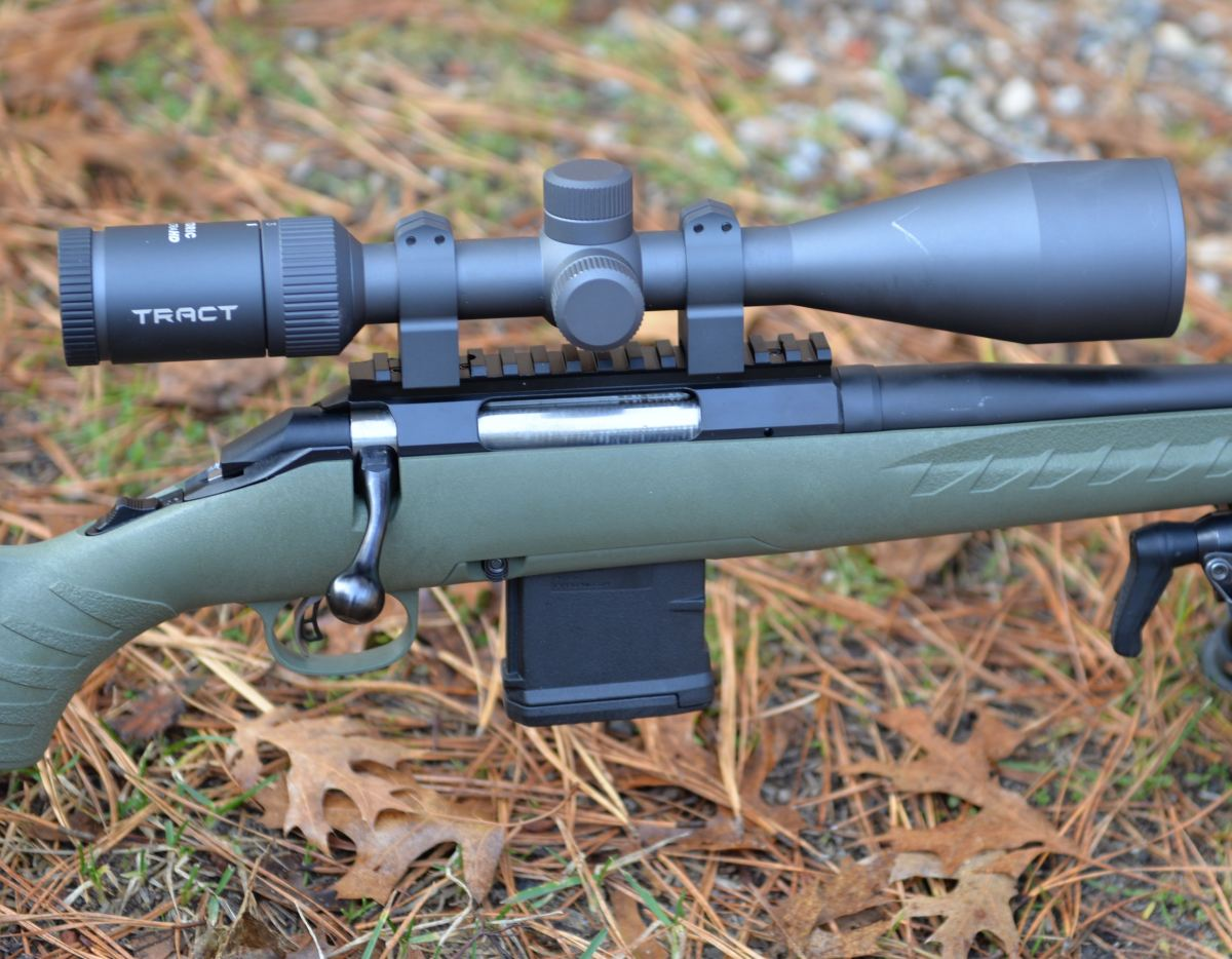 Ruger American Rifle Predator 223 Review – rifleshooter com
