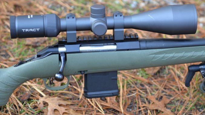 Ruger American Rifle Predator 223 Review – rifleshooter com