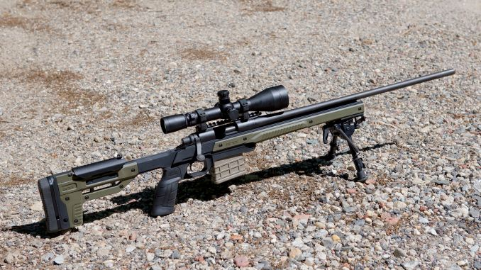Oryx Chassis Review – rifleshooter com