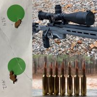 Factory 6.5 Creedmoor Ammunition Accuracy